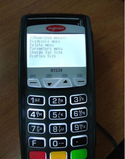 Ошибка обновления прошивки ICT220, связанная с недостатком памяти